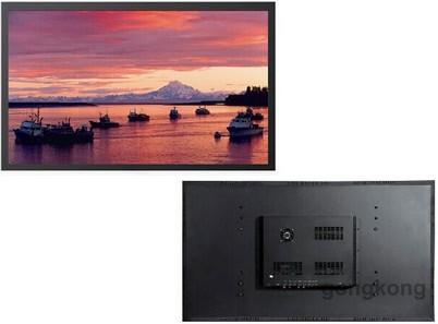 亚华兴YHX-F650-L 65寸壁挂式工业显示器