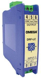 OMEGA称重传感器输入信号调节器