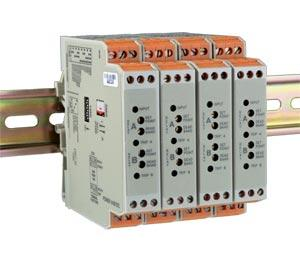 OMEGA   DIN导轨安装式信号调节器