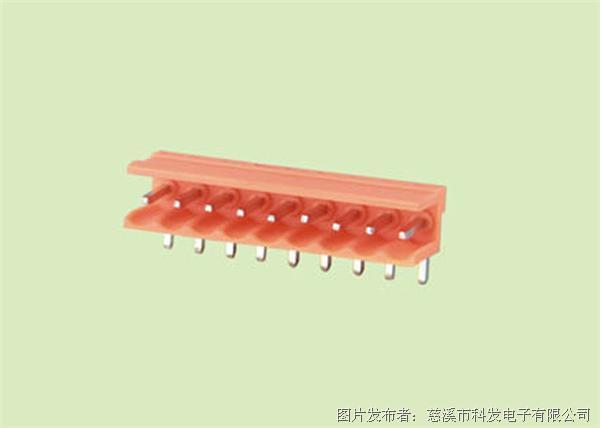 KEFA-科发 插拔式PCB接线端子 HT3.96R-3.96