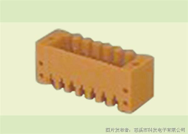 KEFA-科发 插拔式PCB接线端子 KF2DGEVM-3.5