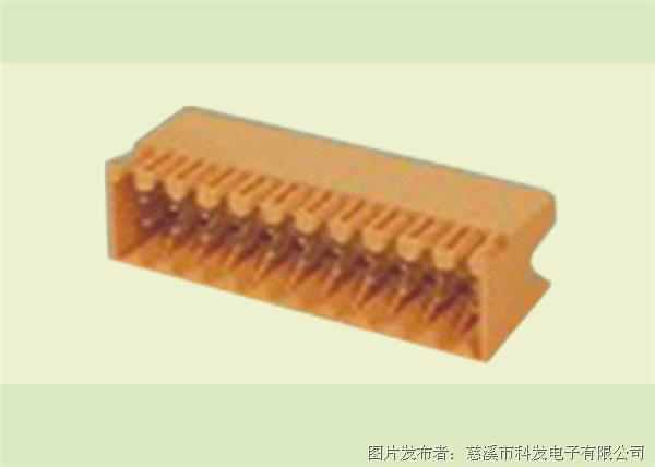 KEFA-科发 插拔式PCB接线端子 KF2EDGERC-3.5