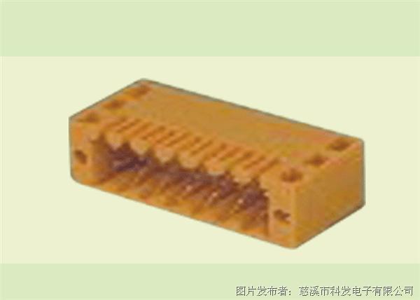 KEFA-科发 插拔式PCB接线端子 KF2EDGERM-3.5