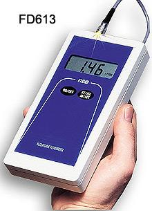 omega FD613系列便携式多普勒超声波流量计