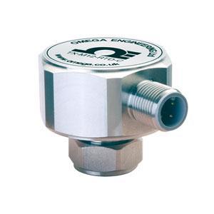 omega 带M12连接器的小型温度变送器