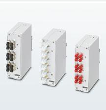 菲尼克斯 紧凑型光纤接续盒