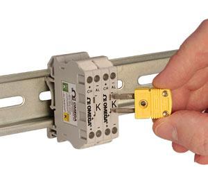 omega  热电偶接线端子