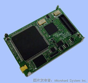 microhard nl400认证窄带数传电台小型模块