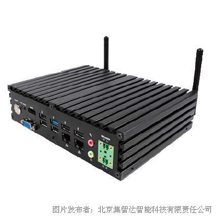 集智达MMAC-6715工业级无风扇嵌入式系统