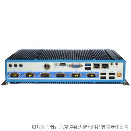 集智达MMAC-6716嵌入式箱体电脑