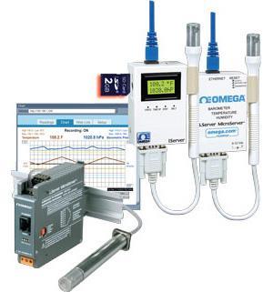 omega气压、温度和湿度变送器