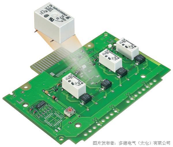 DOLD OW5699_SMD 功率繼電器