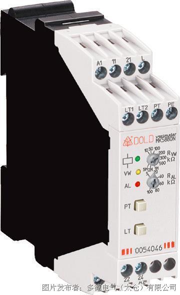 DOLD MK5880 絕緣監控模塊