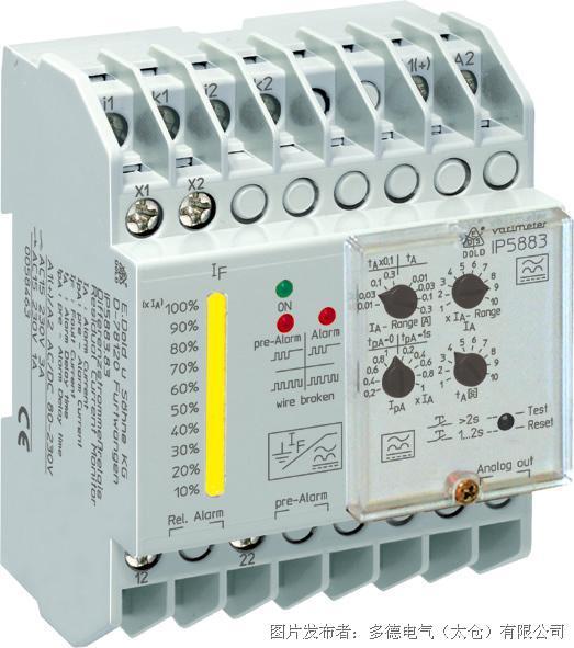 DOLD IP5883 剩余电流监控模块