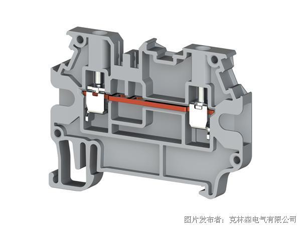 克林森AVK系列AVK 2.5 R螺栓型接线端子