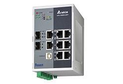 台达  DVS-108W02-2SFP以太网交换机