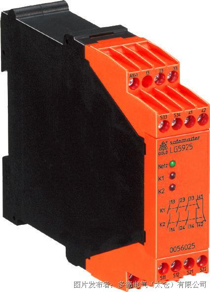 DOLD LG5925.03/034 电梯专用安全模块