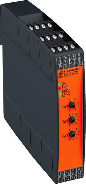 DOLD UG6970 多功能安全模块