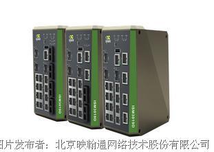 映翰通 ISM 3019D系列工业以太网交换机