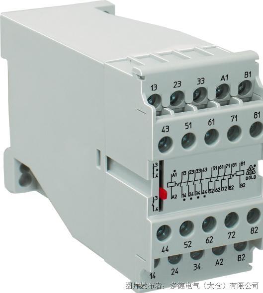 DOLD AD8851 磁保持繼電器
