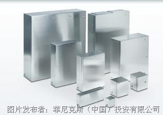 菲尼克斯 不锈钢制防爆型接线盒和接线箱