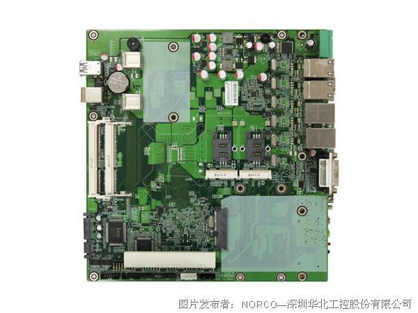 華北工控 BPC-6977嵌入式工業主板