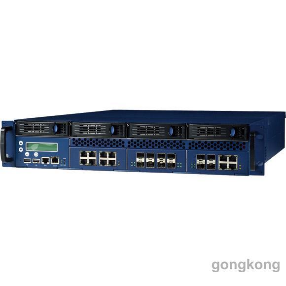 集智达智能NSA 7110W网络安全平台