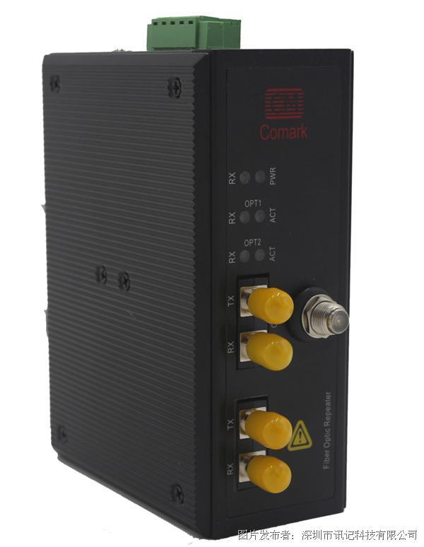 讯记CI-RF 系列S908 RIO总线数据光端机
