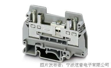 速普URTK/S系列轨装螺钉接线端子