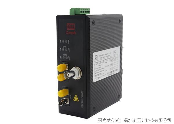 深圳讯记ControlNet总线数据光端机