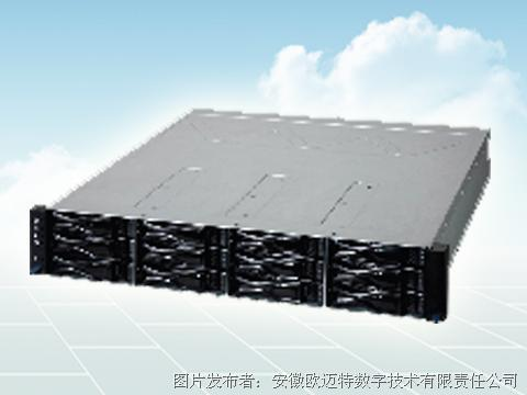 欧迈特Winners WDT6000企业级磁盘阵列