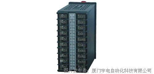 宇电AI-301ME5型开关量输入/输出显示控制仪表模块