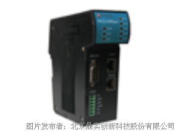 鼎实创新 自由协议RS-485/232转PROFINET总线桥