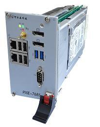 阿爾泰科技 PXIE7685工業級PXIE嵌入式控制器