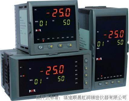 虹润 NHR-5401程序阀门温控器