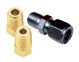 欧米茄MTA1-1/8-1/8-BR标准尺寸适配器和变径衬套
