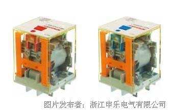 申樂 REH系列磁吹滅弧電力型繼電器