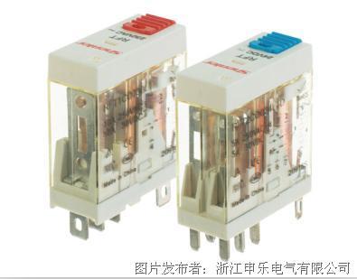 申樂 RFT系列緊湊型功率繼電器