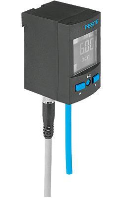费斯托 SPAU 压力传感器和压力变送器