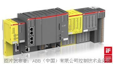 ABB  PM595 AC500 PLC CPU