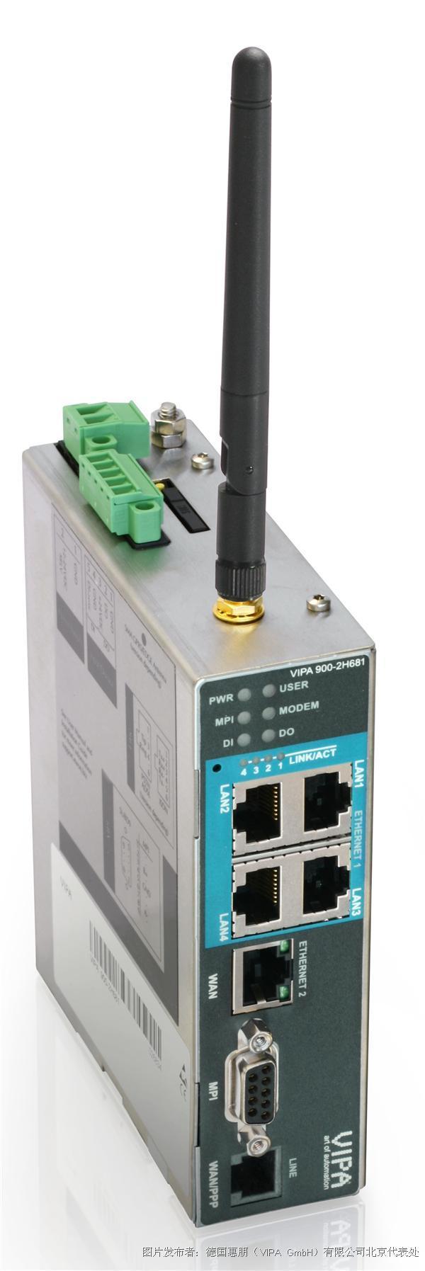 VIPA 电信服务模块
