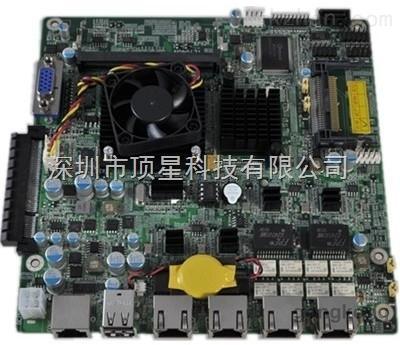 顶星科技TEB-N7040-4A网安主板
