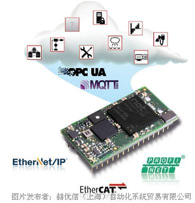 德国赫优讯 netIC IOT嵌入式云通讯模块