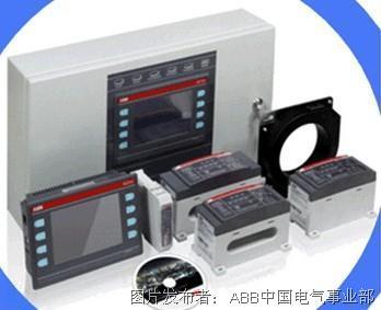 ABB推出全新EFPS电气火灾监控系统