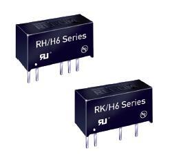 翌芯 RECOM 6.4KVDC隔離的1W DC/DC轉換器