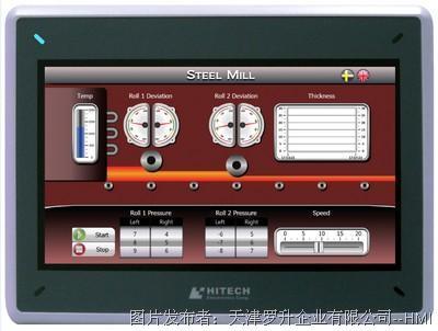 海泰克 PWX8A10T-N 10.1寸触摸屏