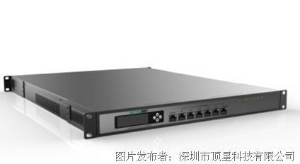 顶星 TEA-N1928中端网络服务器