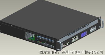 顶星 TEA-N2108高端网络服务器