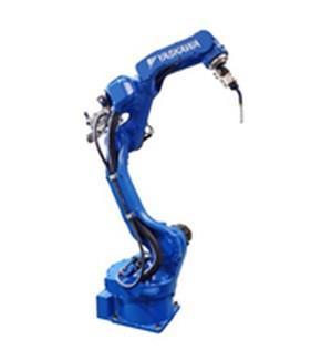 安川首钢 弧焊、激光机器人