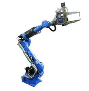 安川首钢  点焊机器人